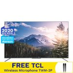 TCL QLED 55C715US 4K Ultra HD Android TV