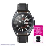 Samsung Galaxy Watch3 Mystic Black 45mm Smartwatch