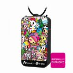 Cherry Ion X Tokidoki All Stars Personal Wearable Air Purifier